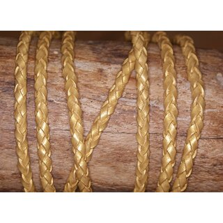 3mm Bolaband gold